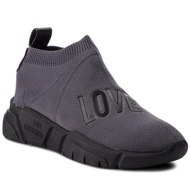 1e9958754f Sneakers LOVE MOSCHINO - JA15173G06JR0018 Grigio