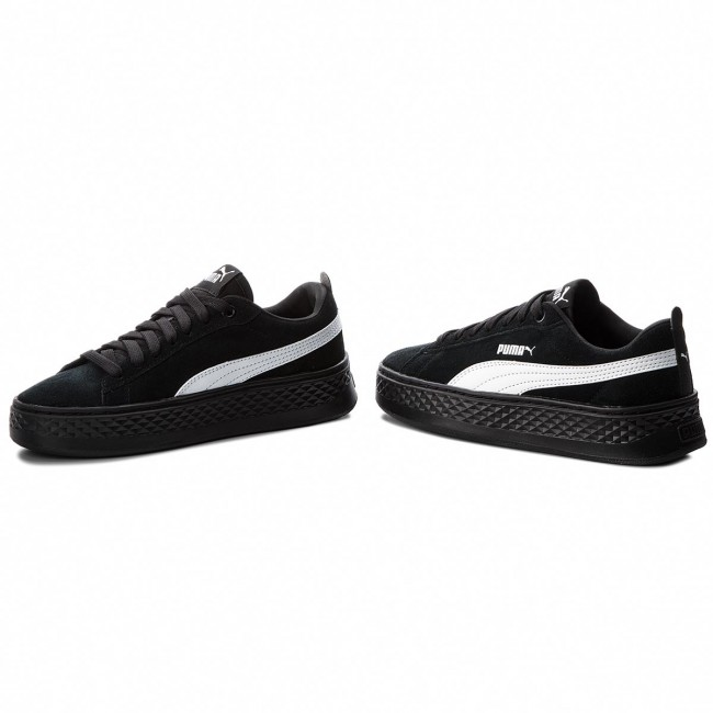 Sneakers PUMA Smash Platform Sd 366488 02 Puma BlackPuma White