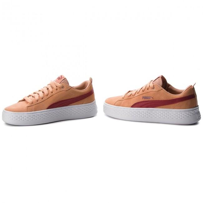 Sneakers PUMA Smash Platform Sd 366488 05 Dusty CoralPomegranate