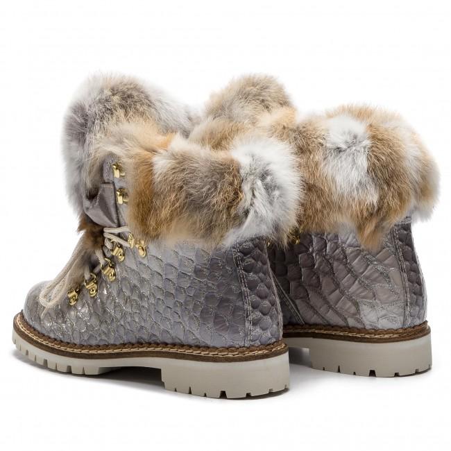 Tronchetti E Altri Grey 1515404a Shoes Stivali 56 New Donna Italia 6vYf7gIbym