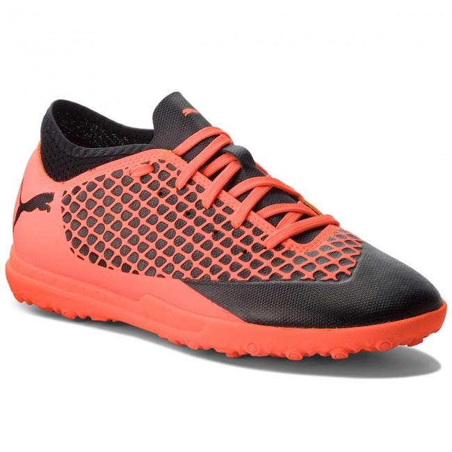 Scarpe PUMA Future 2.4 Tt Jr 104845 02 BlackOrange 1
