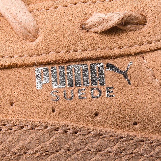Sneakersy PUMA Suede Platform Animal 365109 Dusty CoralPuma