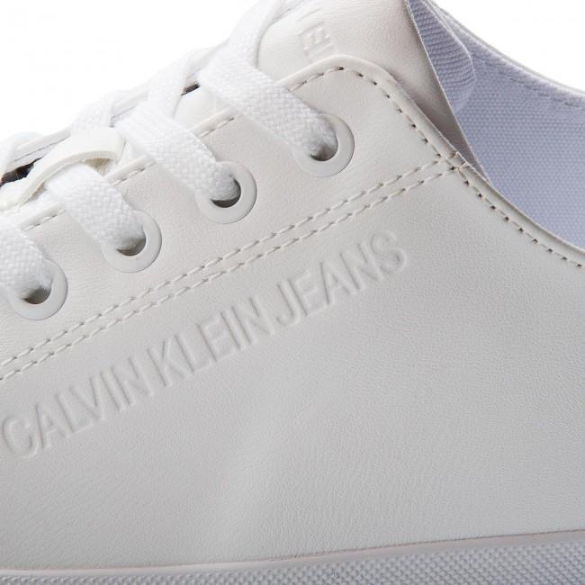 Scarpe da ginnastica CALVIN KLEIN JEANS Iaco S1735 White