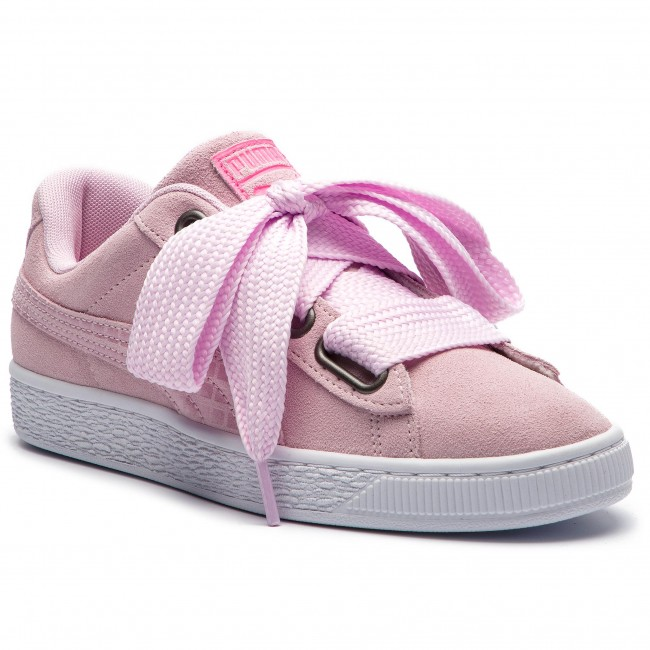 Sneakers PUMA Suede Heart Street 2 Wn's 366780 03 Winsome Orchid