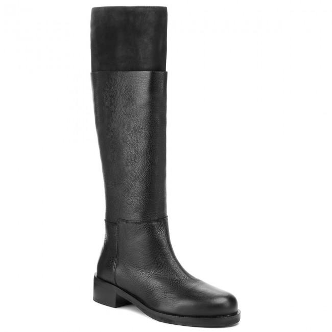 Stivali al ginocchio SOLO FEMME - 56308-11-E52/H92-01-00 Nero