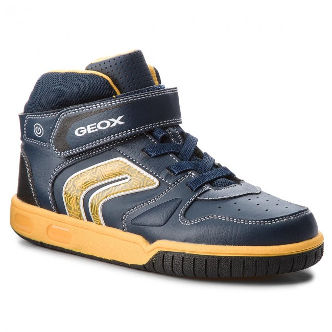 Gregg J8447b Stivali J Geox Polacchi B Sneakers E Dd yellow Bambino C4054 Navy 05414 Altri JFlK13Tc
