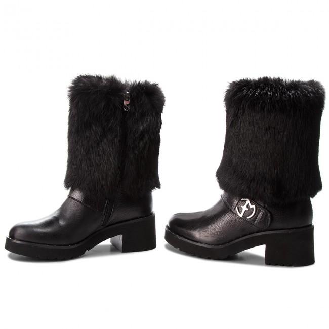 Stivali EVA MINGE - Portulete 4W 18SF1372606EF 101 - Stivali - Stivali e altri - Donna