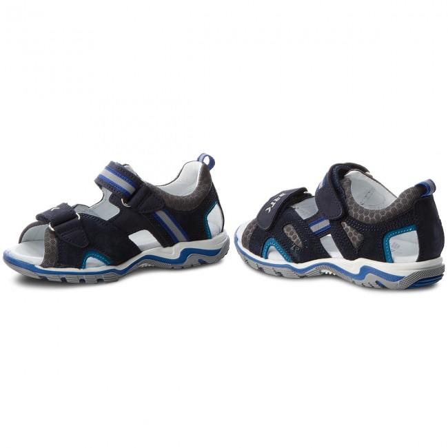Bambino 3 Ciabatte E Sandali Blue Bartek 16176 0kp 4j3qcRL5SA