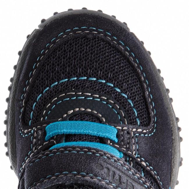 Basse 00234 3 Bambino Blau M Strappi A Scarpe Superfit 80 blau hrdtsQ
