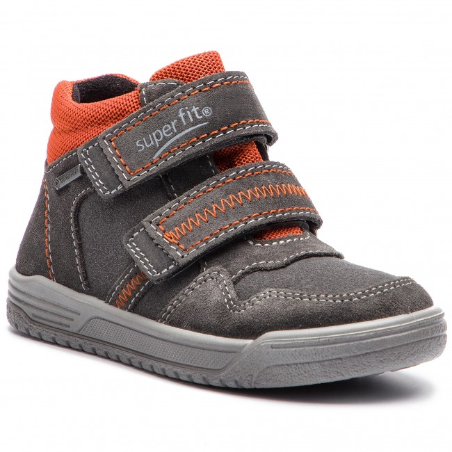 tex Stivali Altri Bambino M E 20 3 09057 Polacchi orange Gore Grau Superfit BordWxeC