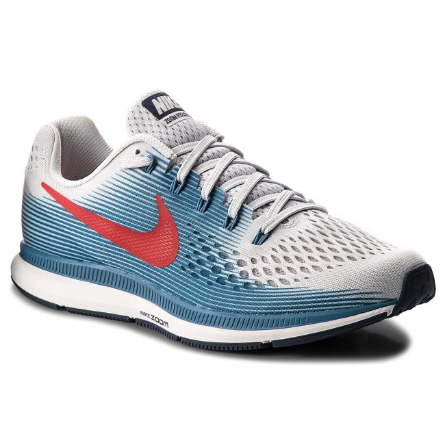 880555 016 Nike Air Zoom Pegasus 34 White Blue