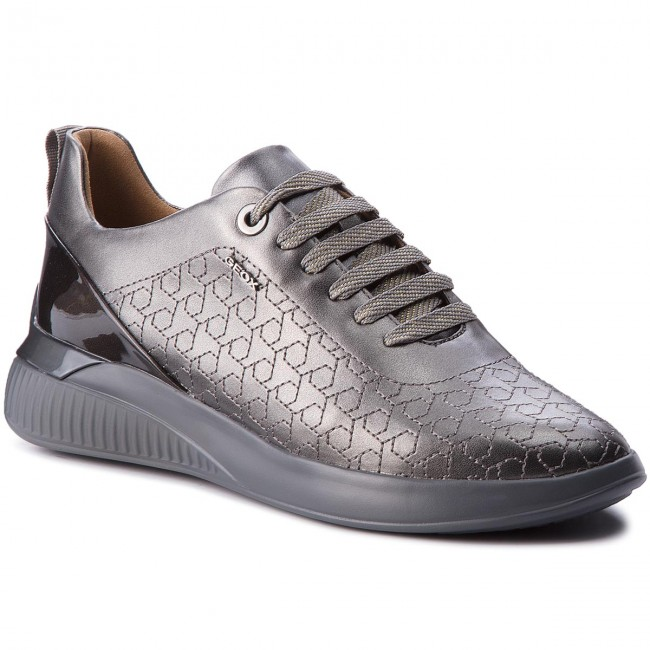 Sneakers GEOX D Theragon C D828SC 0NFHI C1115 Graphite