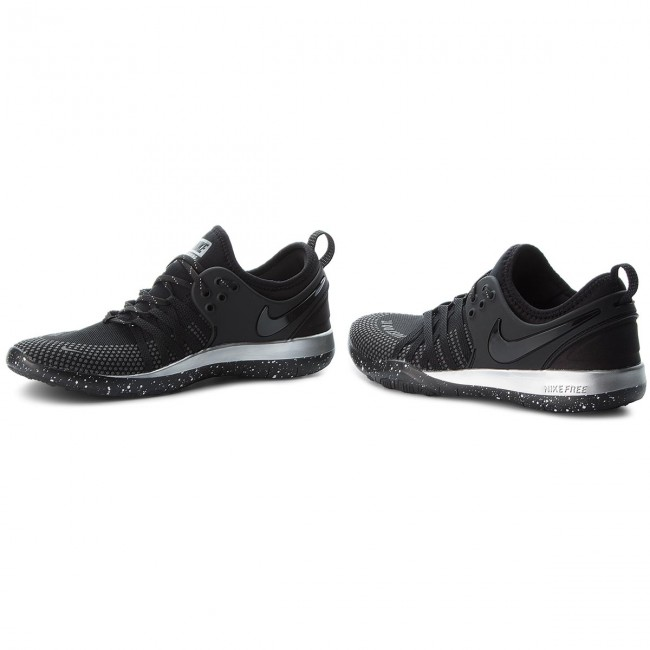 NIKE Free TR 7 SELFIE-da donna per il tempo libero Scarpe Sneaker-ah5734-001 Nero