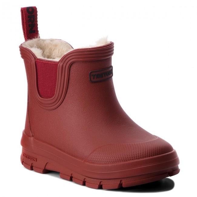 Winter Wellington Stivali Pioggia Altri 59 E 473379 Tretorn Oak Da Red Chelsea Bambina Bambino Aktiv f67bgy