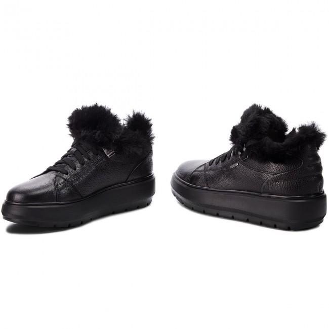 Sneakers GEOX D Kaula B Abx A D84AWA 00046 C9999 Black