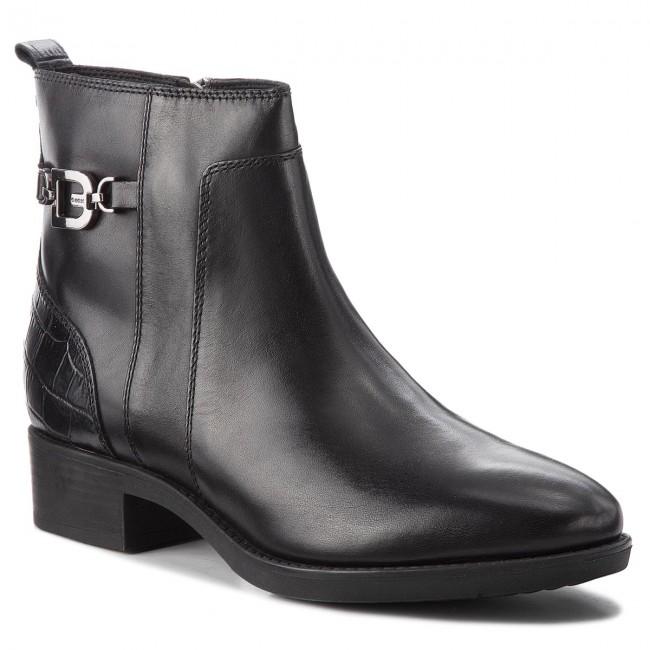 Tronchetti GEOX D Felicity A D84G1A 0436Y C9999 Black