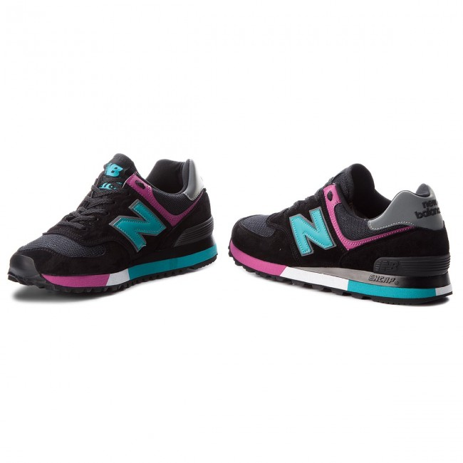 Nero Multicolore Balance New Sneakers Scarpe Basse Om576btp Uomo 8nOP0wk