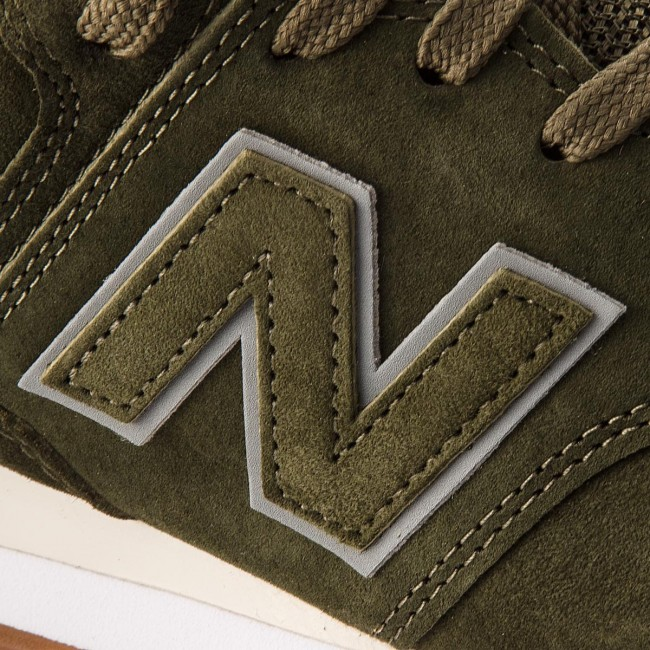 Balance Basse Scarpe Ml574epb Sneakers Verde New Yy76bvfg