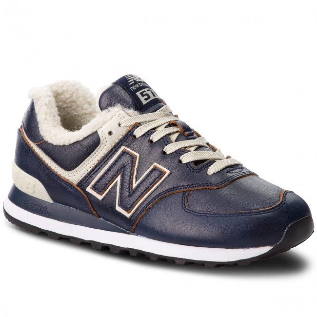 Sneakers NEW BALANCE - ML574WNF Blu scuro