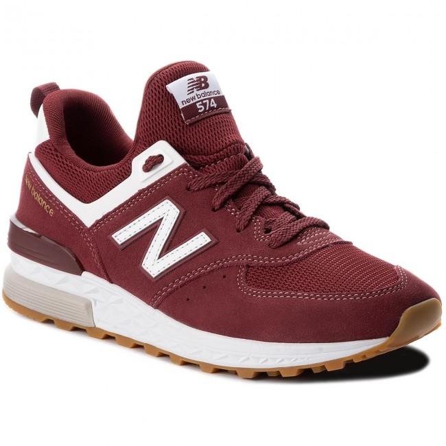 Sneakers NEW BALANCE - MS574FCW Bordeaux