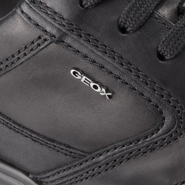 Chaussures de sport pour Fille GEOX J928DA 014BU J XLED C0404 WHITE