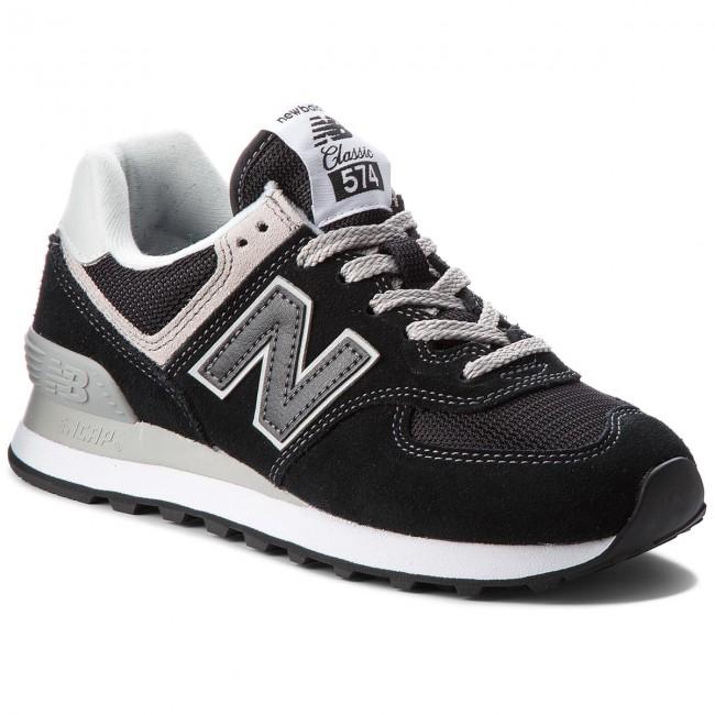 new balance nero e bianco