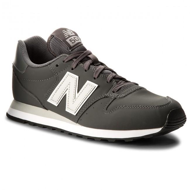 scarpe new balance uomo grigio
