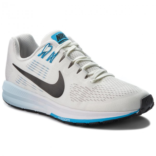 c940d6d3495c Scarpe NIKE - Air Zoom Structure 21 904701 007 Vast Grey/Black/Sail - Scarpe  da allenamento - Running - Scarpe sportive - Donna - escarpe.it