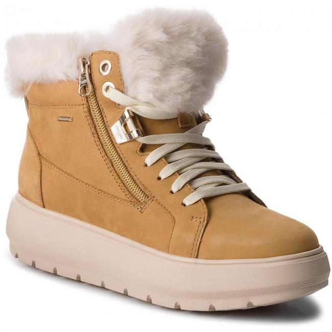 C5046 Geox 00032 B D Biscuit Sneakers Kaula D84awd Puwokzilxt Abx j34ARc5Lq