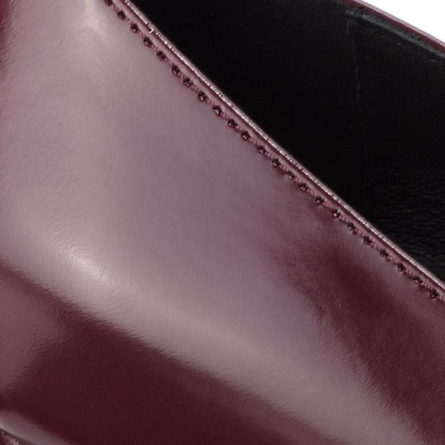 Scarpe basse GEOX D Seylise M.A D84BBA 00038 C7357 Dk Burgundy