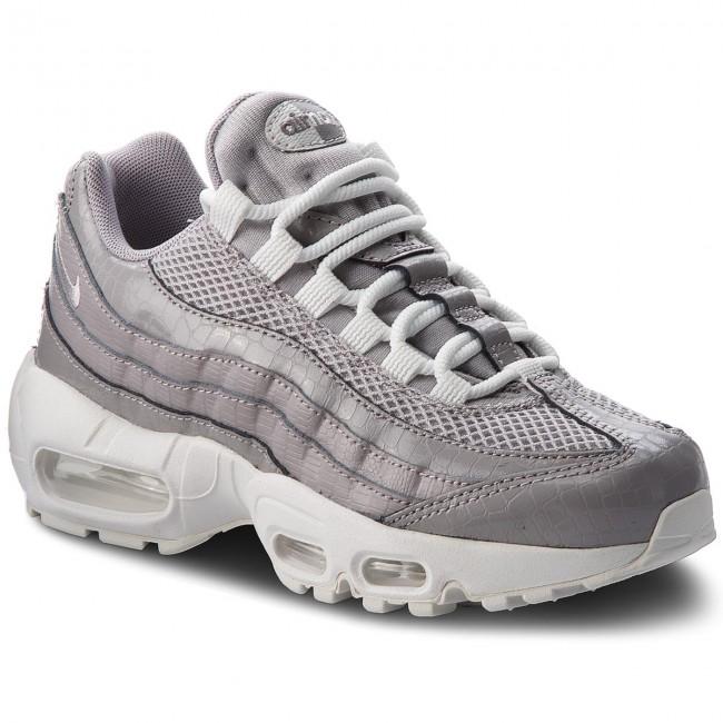 d28f5e401498 Scarpe NIKE - Air Max 95 Prm 807443 015 Grigio - Sneakers - Scarpe basse -  Donna - escarpe.it