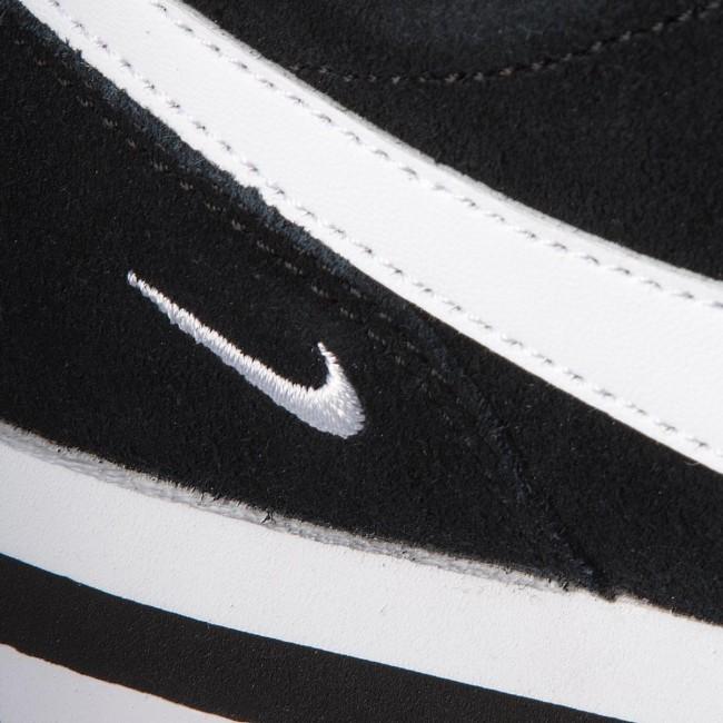scarpe nike cortez nere