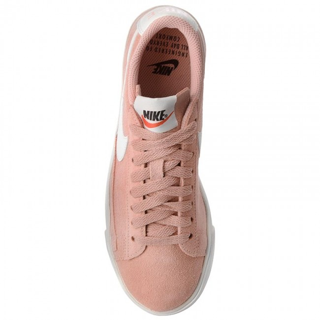 Stardust Nike Aa3962 Low 605 Blazer Scarpe Donna Sd Sneakers Basse Coral sail sail WE9IDH2