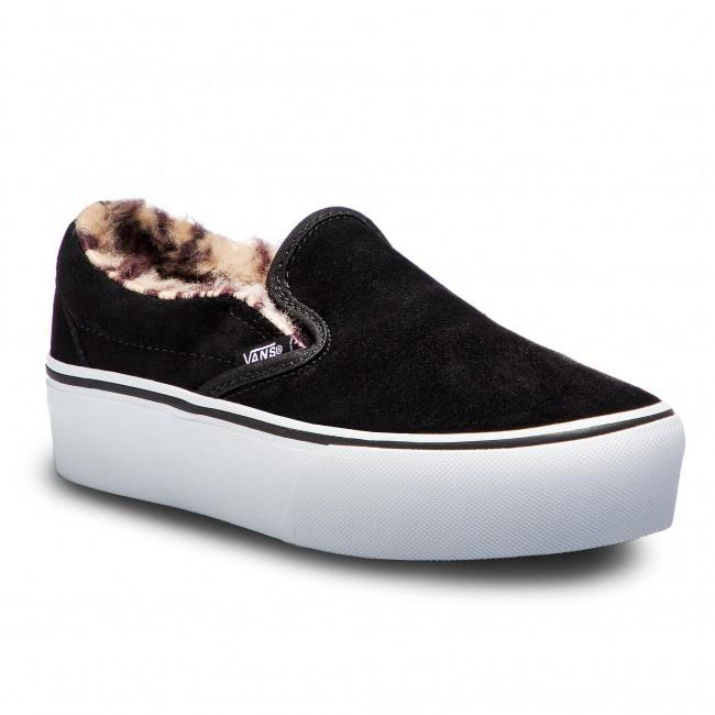 vans pelliccia scarpe