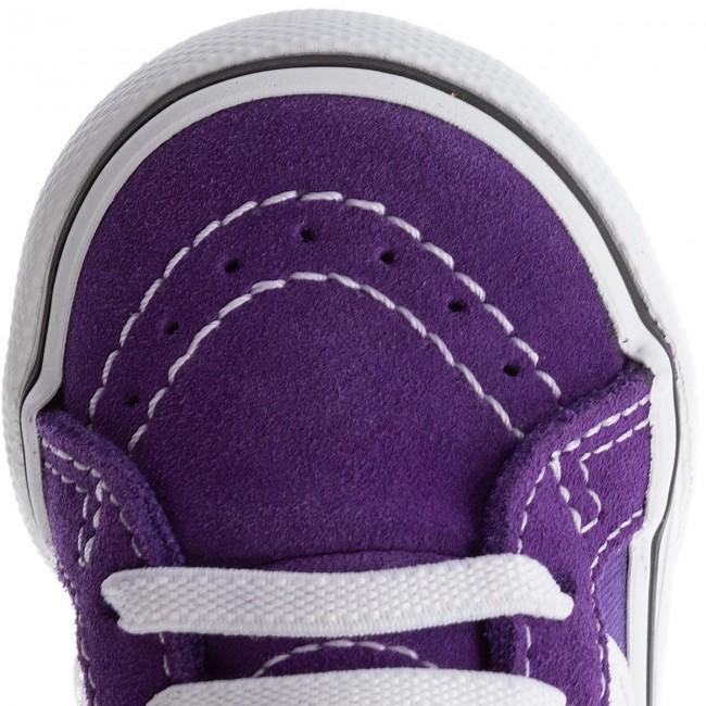 hi Vn0a32r34me White Con Cerniera Heliotrope Bambino Vans Scarpe Sk8 true Zip Basse Sneakers ZuTOwPilkX