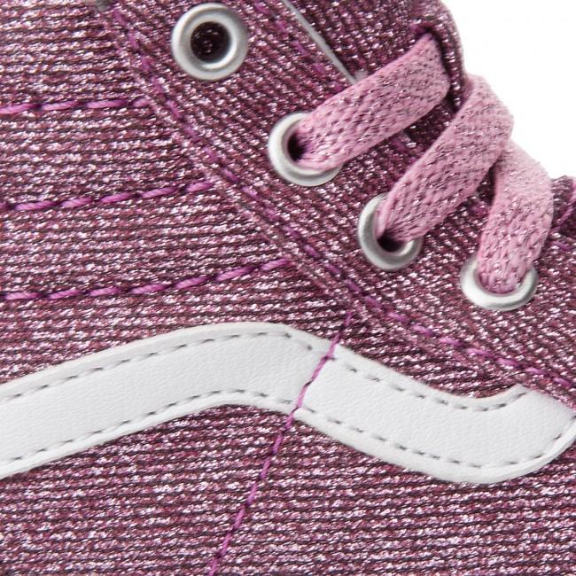 hi Sneakers E Vn0a32r3u3ulurex Zip Bambina Sk8 Altri Stivali Polacchi true Vans Bambino GlitterPink 8POwnk0
