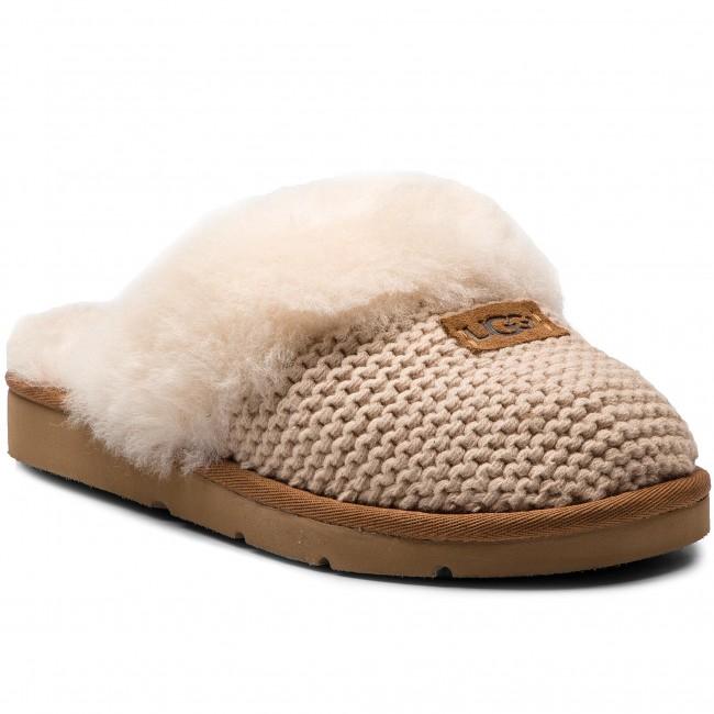 buy popular dff2c 826b9 Pantofole UGG - W Cozy Knit Slipper 1095116 W/Crm