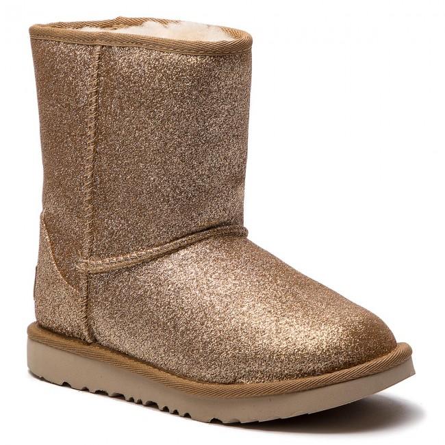 Toddler Classic Short Ii Glitter Boots