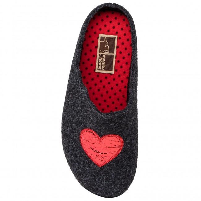 Pantofole Schwarz Manitu Sandali Ciabatte E 1 320569 Donna 8w0OkNnPX