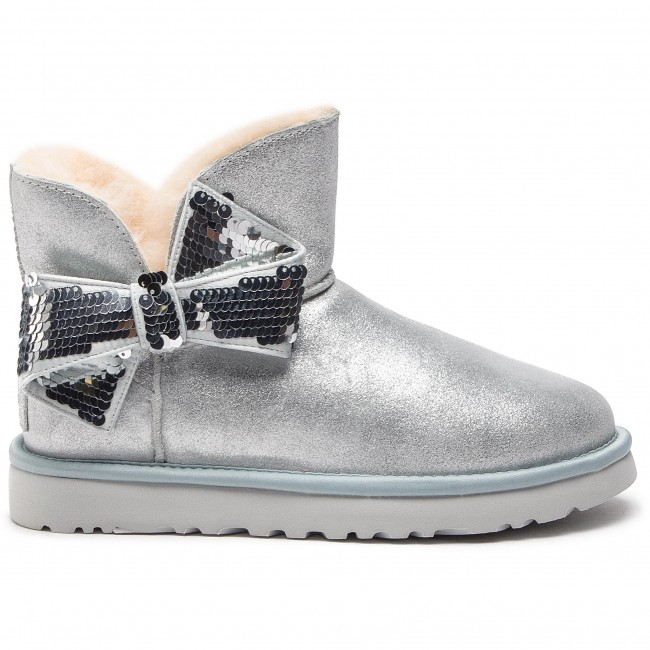 Ugg® Mini Sequin Bow Boots