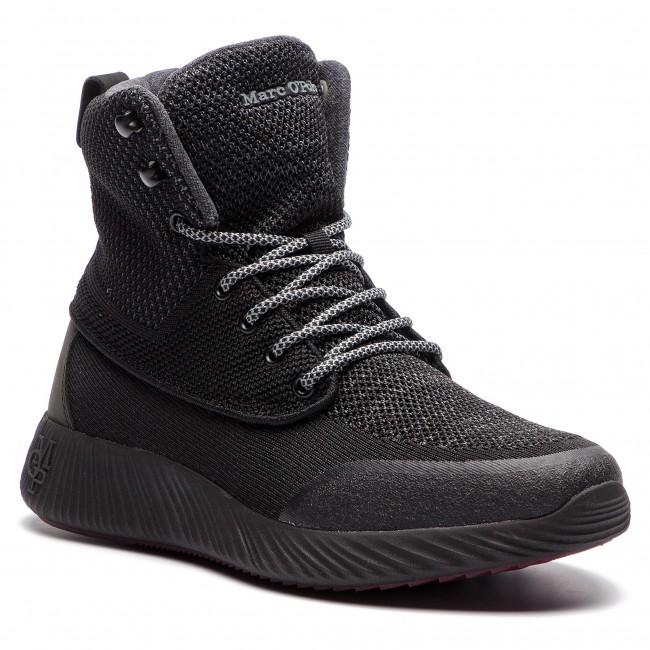 990 Uomo 808 24316401 Scarpe 600 Basse Sneakers Black Marc O'polo KcTlF1J