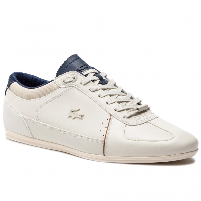 1dd73a9514 Sneakers LACOSTE - Evara 318 2 Cam 7-36CAM0024WN1 Off Wht/Nvy ...