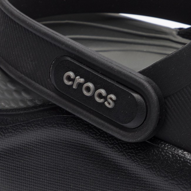 Ciabatte CROCS - Literide Clog 204592 Black/Slate Grey - Ciabatte da giorno - Ciabatte - Ciabatte e sandali - Donna tZAIS