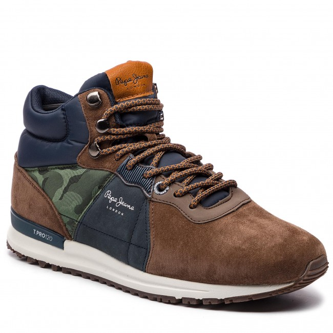 Tinker 884 Stag Pro Jeans Pepe Scarpe Sneakers boot Basse Uomo Pms30490 1u3lTFKJc5