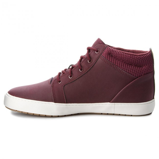 off 36caw00033c9 Wht 318 Burg Lacoste Basse Sneakers Scarpe Ampthill Caw 7 Donna 1 QtsxrdhC