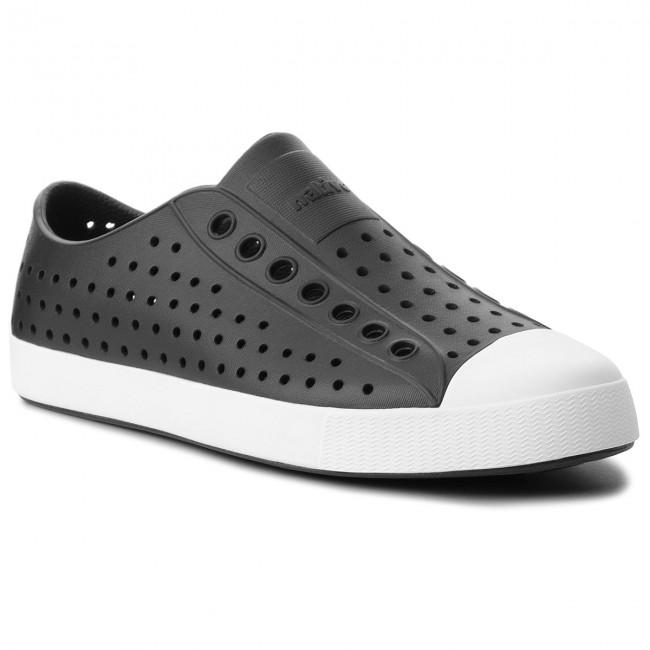 Scarpe da ginnastica NATIVE - Jefferson 11100100-1105 Jiffy Black/Shell White