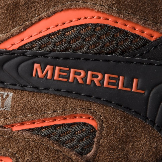 Scarpe da trekking MERRELL Chameleon 7 Limit Mid Wp J12757 Merrell Stone