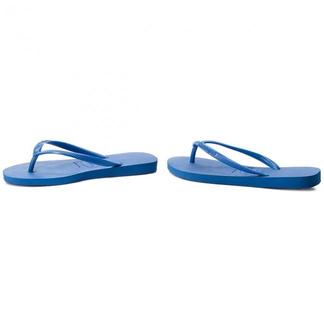 Ciabatte Sandali 40000303847 Havaianas E Slim Blue Infradito Star Donna 6gbf7yvY