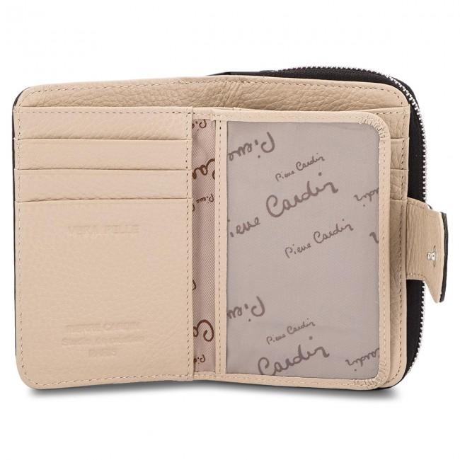 19118 Portafogli Pelletteria Cardin Accessori Grande Black 115 Portafoglio Donna Per Line 01 Da Pierre pqUVGMSz
