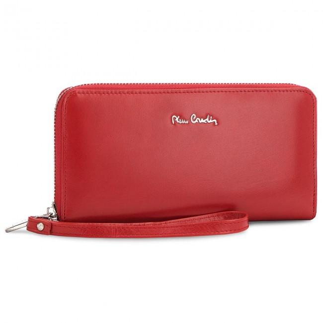 Portafoglio grande da donna PIERRE CARDIN 01 LINE 119 Red 19131